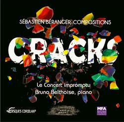 CD Cracks - recto
