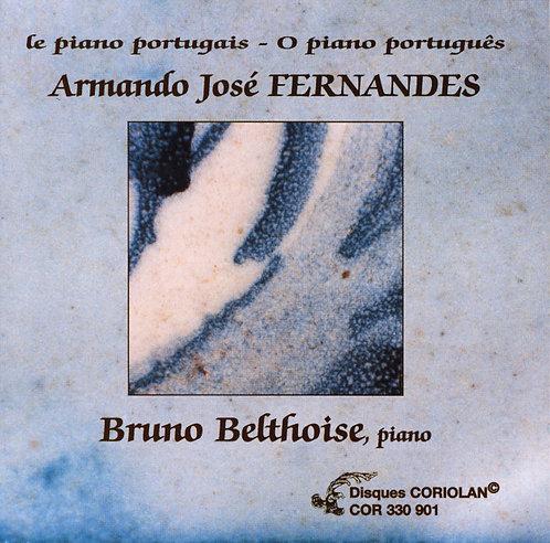 ARMANDO JOSÉ FERNANDES | Œuvres pour piano