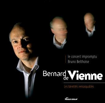 BERNARD DE VIENNE | Les identités remarquables, Monographie