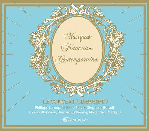 LE CONCERT IMPROMPTU | Musiques Françaises Contemporaines