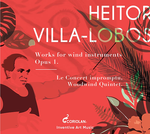 Villa-Lobos Works for wind instruments