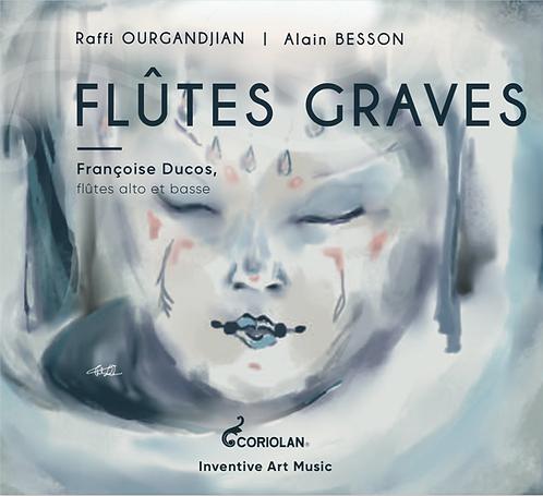 Oeuvres pour Flûtes Graves