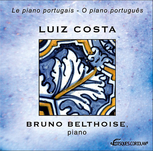 LUIZ COSTA | Œuvres pour piano