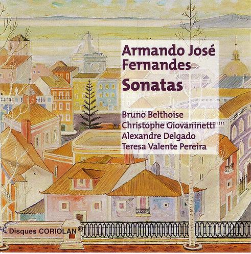 ARMANDO JOSÉ FERNANDES | Sonatas