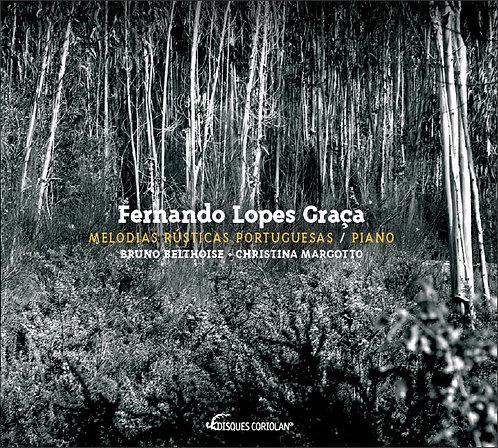 FERNANDO LOPES-GRAÇA | Melodias Rústicas Portuguesas