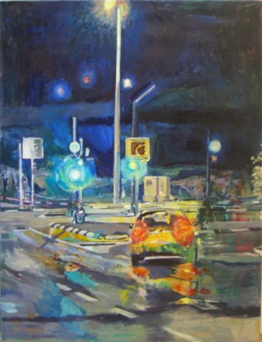 Night Traffic, 2014