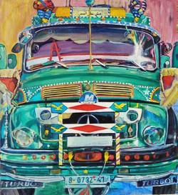 Cowboy truck,2017