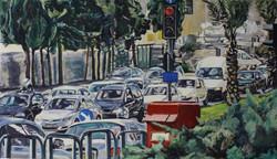 Traffic Riverbed,2012