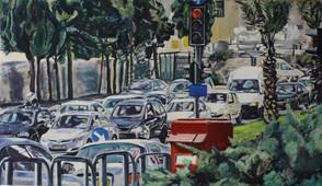 Traffic Riverbed, 2012