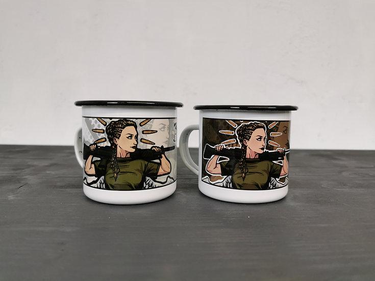 Beauty & Caffeine Mug