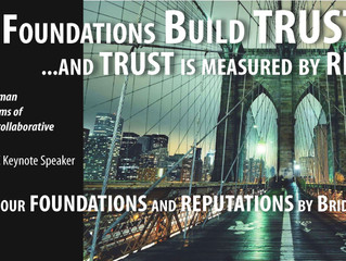 Strong Foundations Build Trust