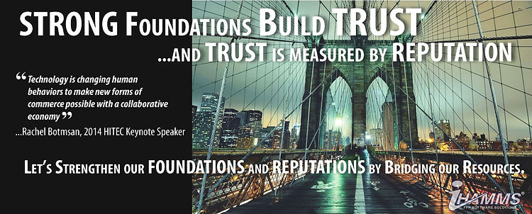 Foundation Bridge Banner- Brooklyn Bridg