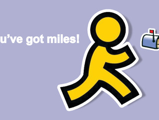 You've Got Miles!