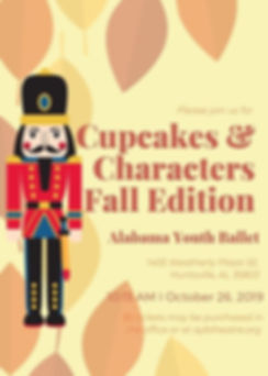 Cupcakes and Characters Fall Edition JPG