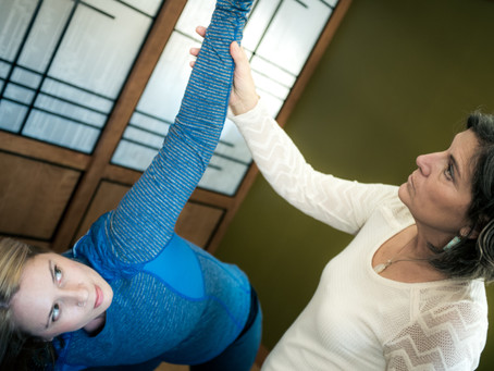 How Yoga Therapy is different from a yoga class