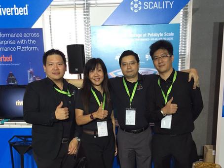 Scality จับมือ NextWave เปิดตัว Software Define Storage ระดับ Petabyte (PB) ในงาน Dell Tech Summit 2