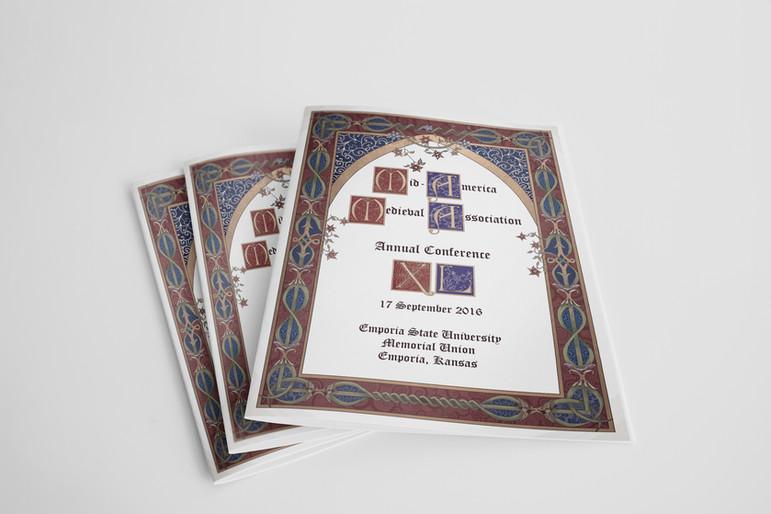 Mid America Medieval Association Conference Program