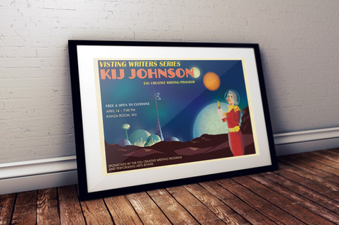 Kij Johnson VWS Poster