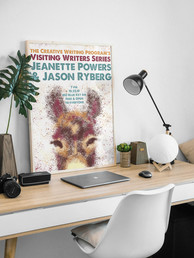 Jeanette Powers and Jason Ryberg poster
