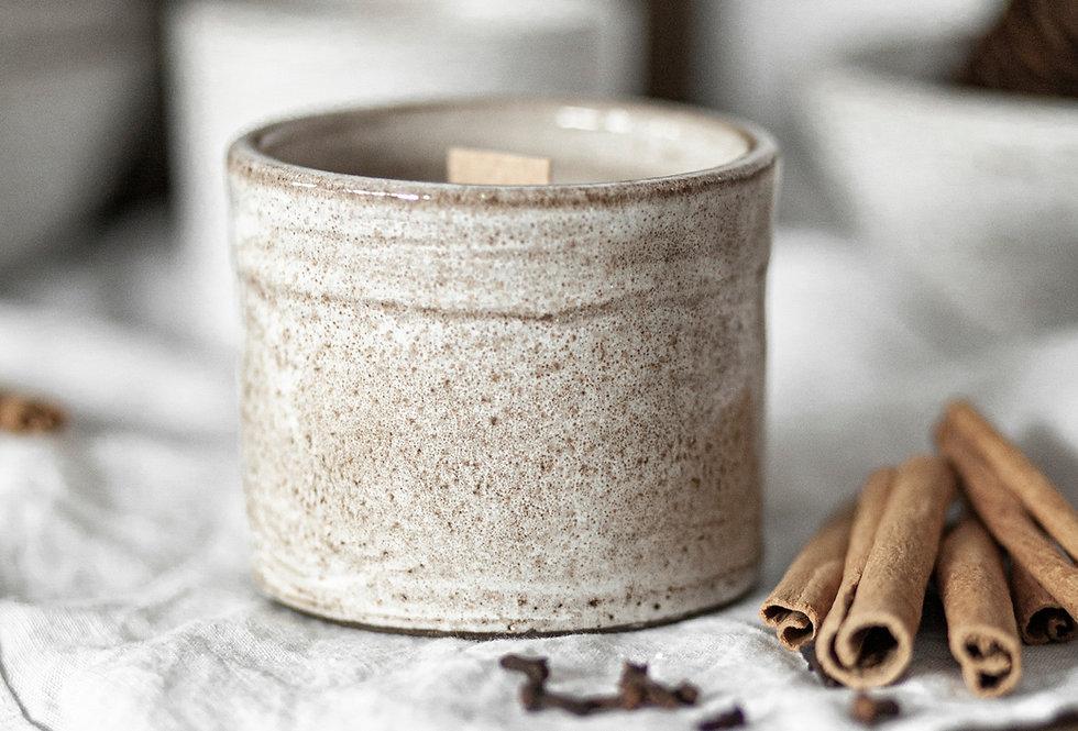 Świeca w ceramice SHIRO