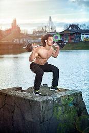 Marom Gold Personal Trainer und Expertefür Fitness un Betriebliche Gesundheisförderung