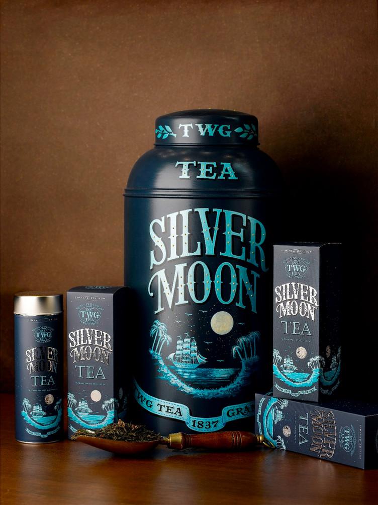 名月を愛でて楽しむ秋のお茶 Silver Moon Tea