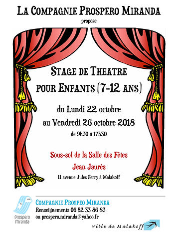 Tract_stage_Théâtre_Enfants_OCTOBRE_2018
