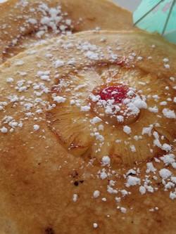 Pineapple upside down pancakes_edited