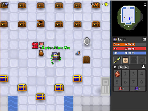 ROTMG Hacked Client 27 7 6 (Everything Working)