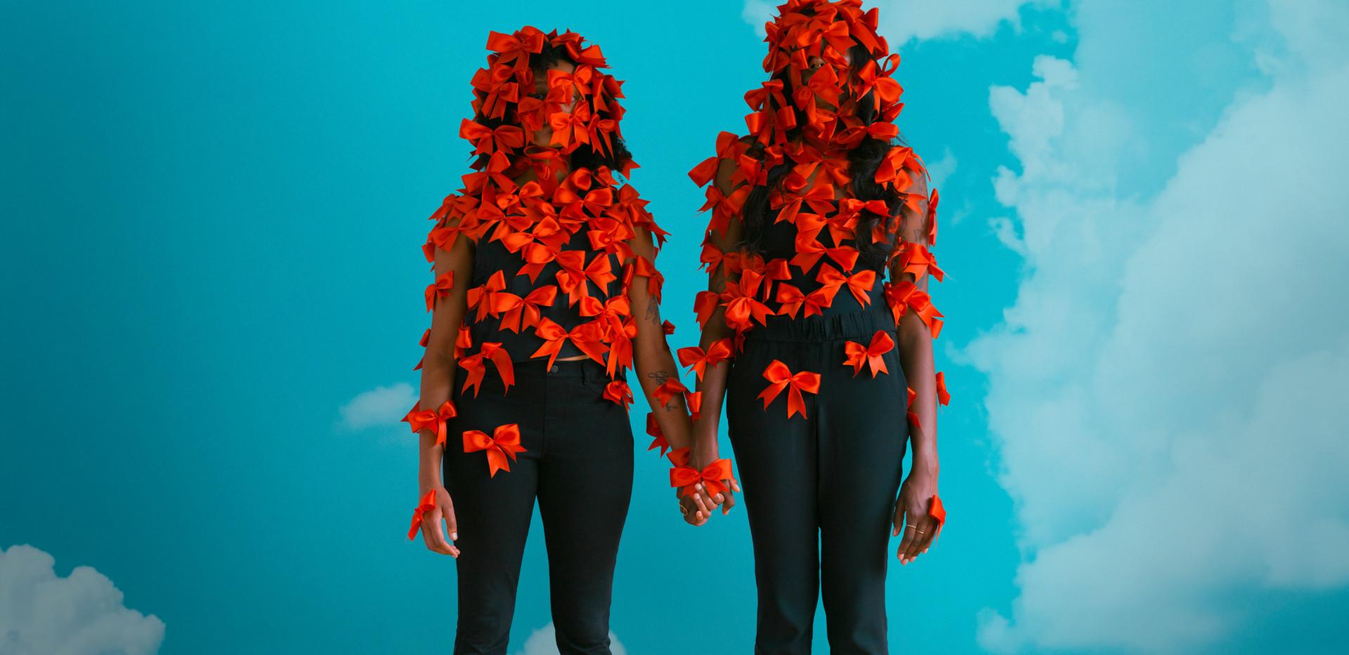 Shimmy. Scarlet Ribbons - The Eraser, 2020.