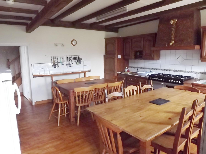 Family kitchen, ground floor