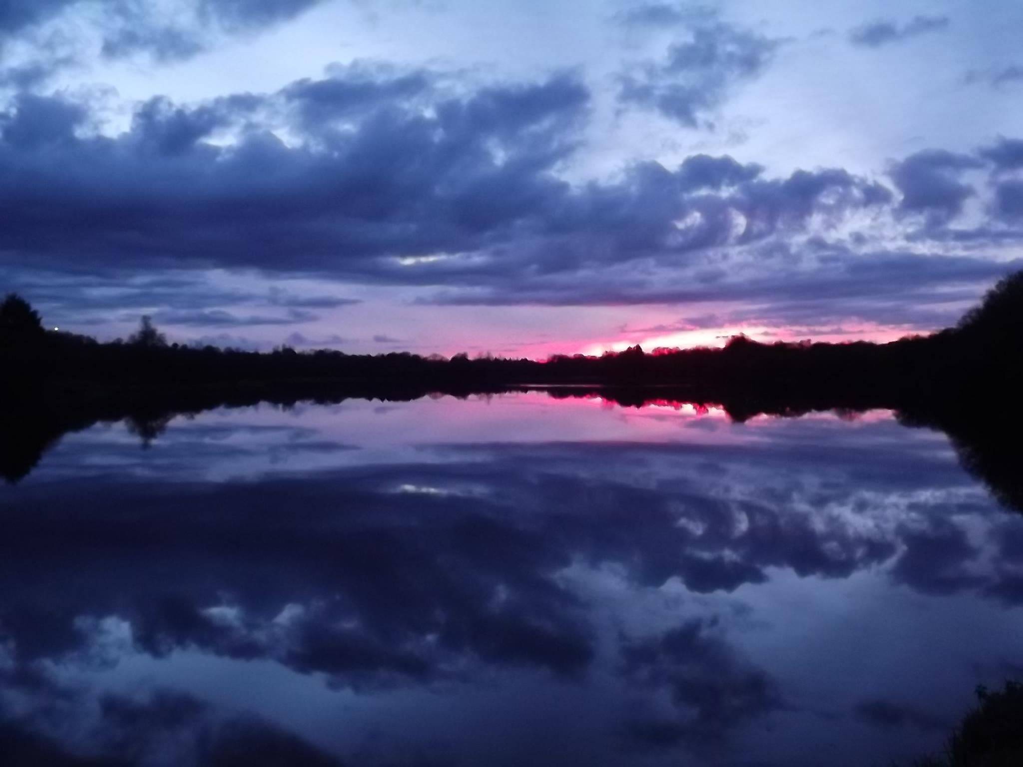 Beffou Sunset