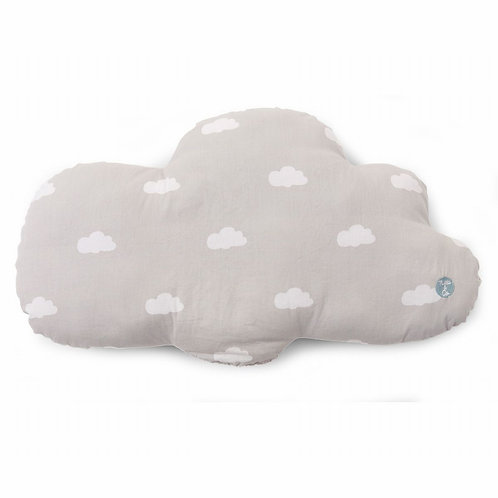 Kussen Snoozy Clouds | Mouse Grey