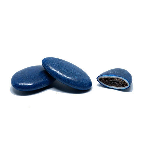suikerbonen papa chocolat - marine blauw