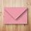 Thumbnail: envelop postformaat C6 diverse kleuren