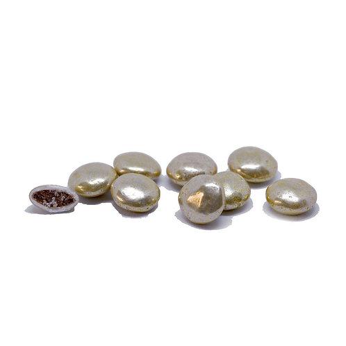 mini smarties papa chocolat - metallic goud