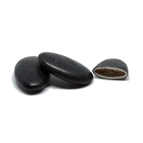 suikerbonen papa chocolat - zwart