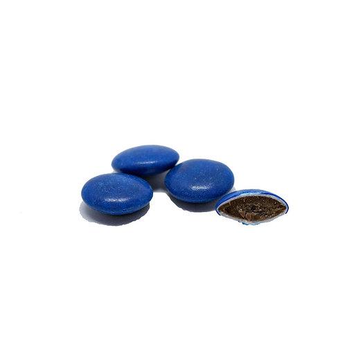 smarties papa chocolat - galaxy blauw