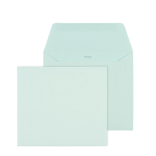 envelop vierkant diverse kleuren