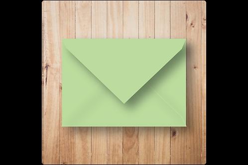 envelop postformaat C6 diverse kleuren
