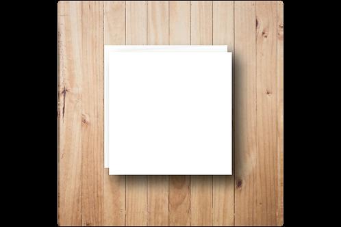 Blanco drieluik (12x36cm)