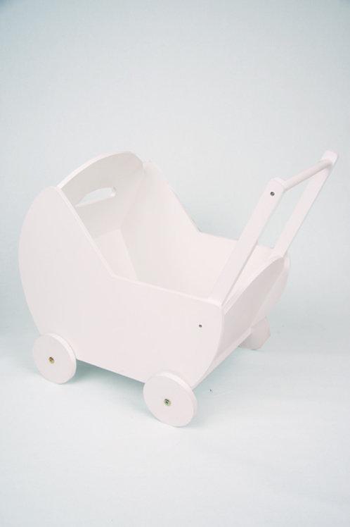 Kinderwagen wit