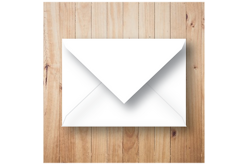 envelop postformaat C6 wit