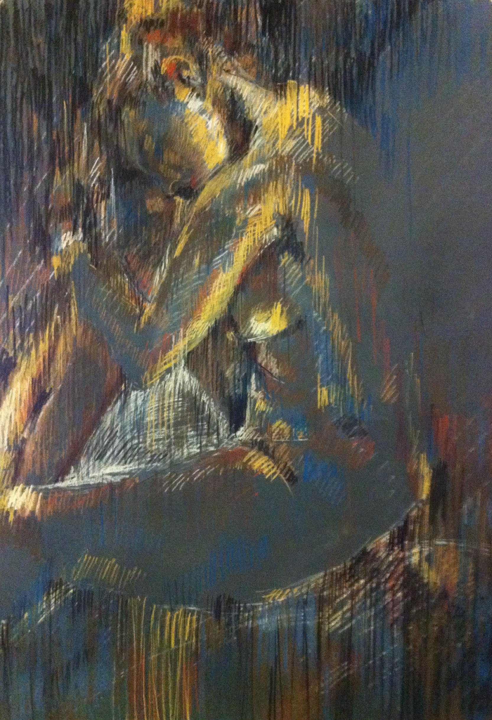 The rain (to Federico Garcia Lorca)