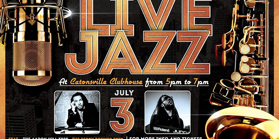 Live Jazz at the Clubhouse