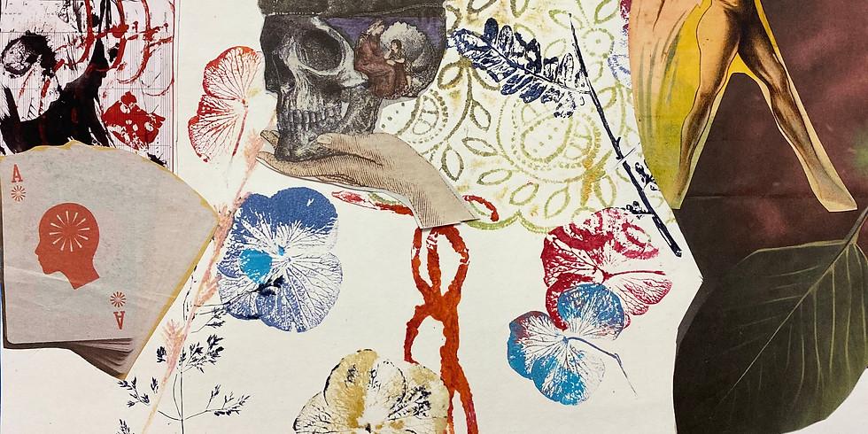 Wabi-Sabi Collages, May 2