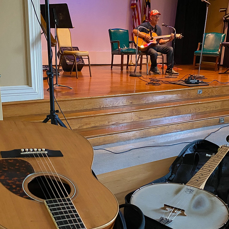 Open Mic at The Clubhouse -  Oct 13