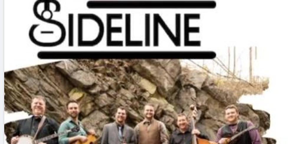 Appalachian Music Presents: SIDELINE