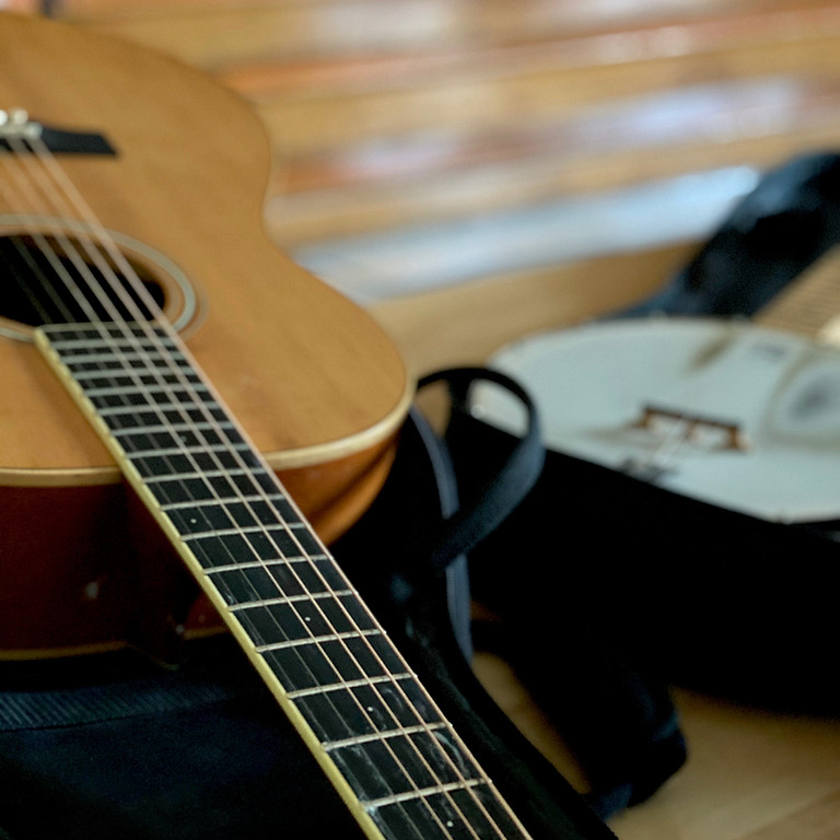 Song Circle at the Clubhouse -  Oct 6