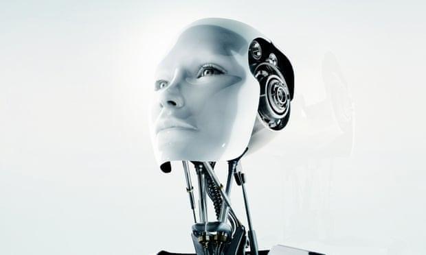 5. Portrait of AI as Human-like Robot